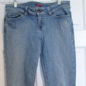 Guess Co Jeans Stonewash Blue Boot Cut Jeans Sz 32